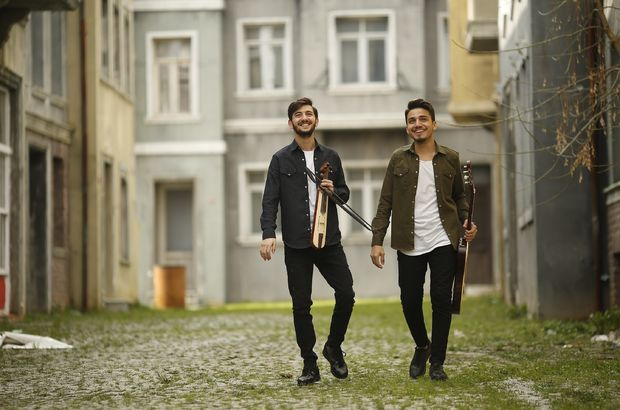 Serkan Aydın ve Buğrahan Denizoğlu'na, Karadeniz müziğinden destek
