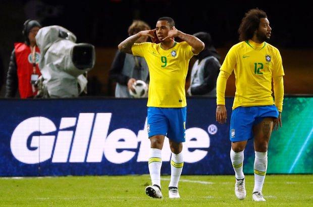 Brezilya, Almanya'yı Jesus'la yıktı!
