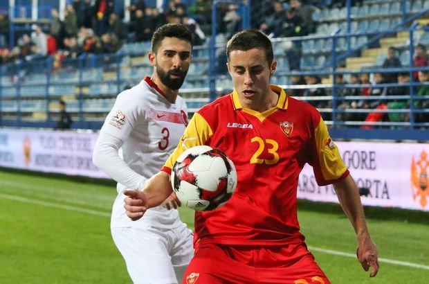 Karadağ Türkiye hazırlık maçı sonrası Hasan Ali Kaldırım açıklamalar yaptı