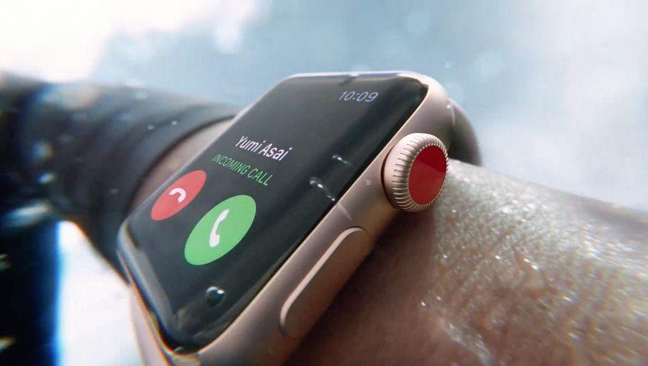 Apple Watch 4 daha büyük ekranla gelecek!