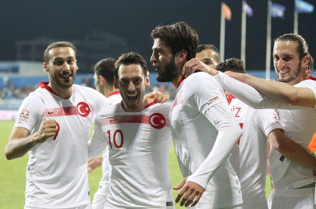 Karadağ: 2 - Türkiye: 2 (maç özeti) - Milli maç yazar yorumları