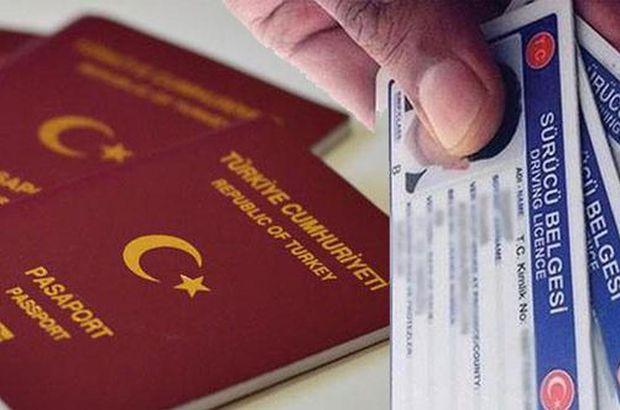 Son dakika: Pasaport ve sürücü belgelerinde yeni dönem 2 Nisan'da başlıyor