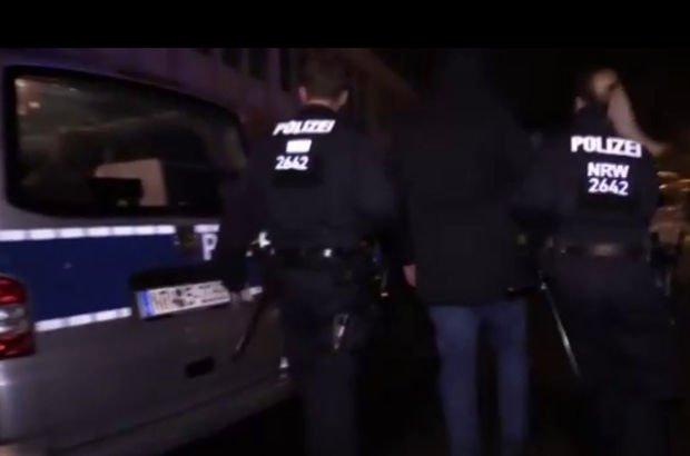 Almanya'da iki grup arasında kavga; 50 gözaltı