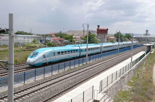 Yüksek hızlı tren ihalesinin kazananı belli oldu