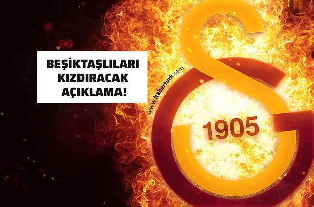 Galatasaray başkan adayı Ali Fatinoğlu'dan Beşiktaş'a gönderme
