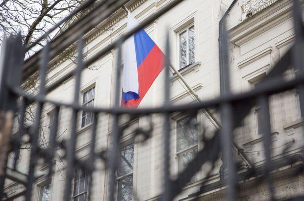 Johnson'dan Rusya ile krize