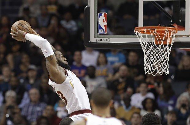 LeBron James, Jordan'ı yakaladı