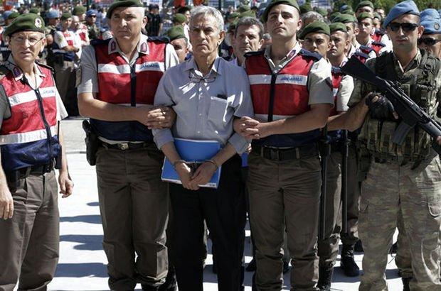 FETÖ sanığı Akın Öztürk 4 kez emekli maaşı talep etti