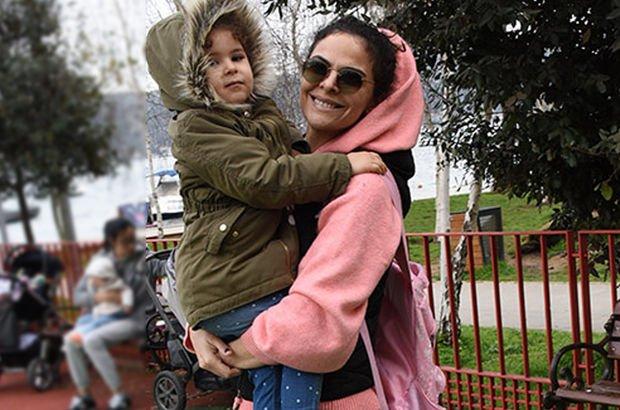 Gamze Topuz: Anne-kız boş zamanların tadını çıkarıyoruz - Magazin haberleri