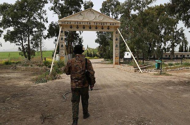 Afrin'de YPG/PKK'nın sözde özel kuvvetler üssü bulundu