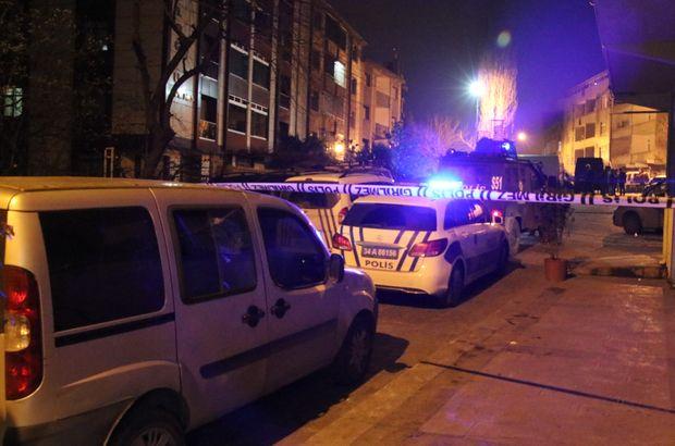 Beyoğlu'nda silahlı çatışma: 1 yaralı