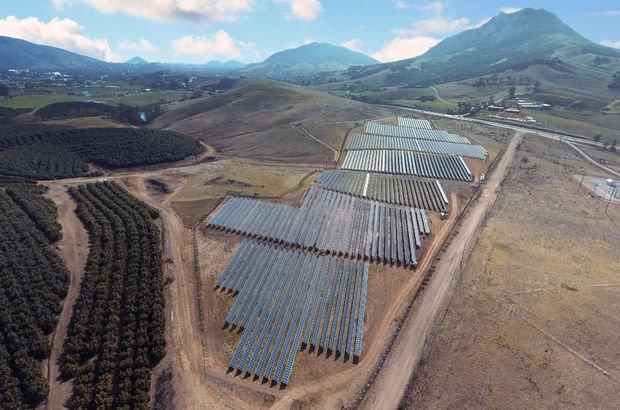 Suoz Enerji güneşe 400 milyon dolar yatıracak