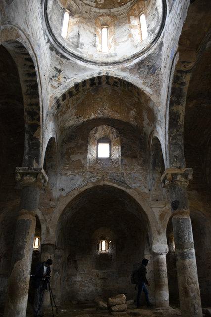 668 yıllık İmera Manastırı turizme kazandırılıyor