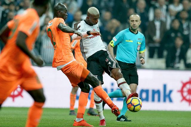 Beşiktaş Alanyaspor maçının hakemi Barış Şimşek'in performansını Bülent Yavuz değerlendirdi