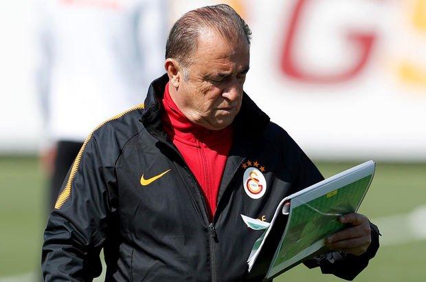 Galatasaray-Trabzonspor maçının planını Fatih Terim hazırladı!