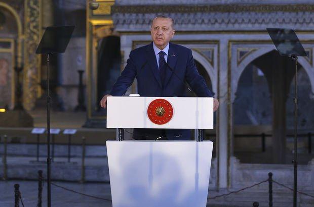 Cumhurbaşkanı Erdoğan son dakika açıklamalar