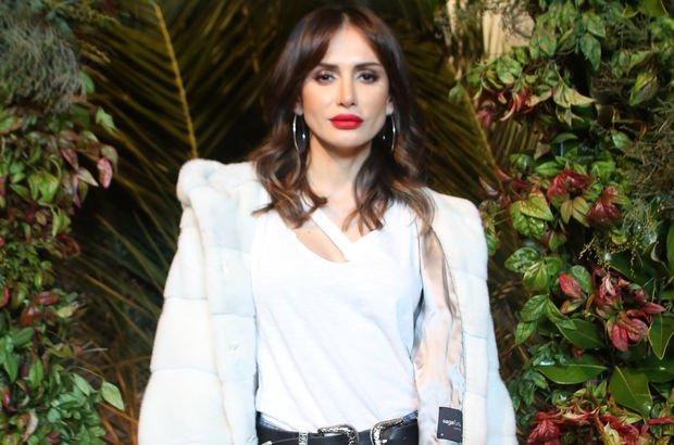 Emina Sandal: Röportaj vermiyoru, eğlenmeye geldim! - Magazin haberleri