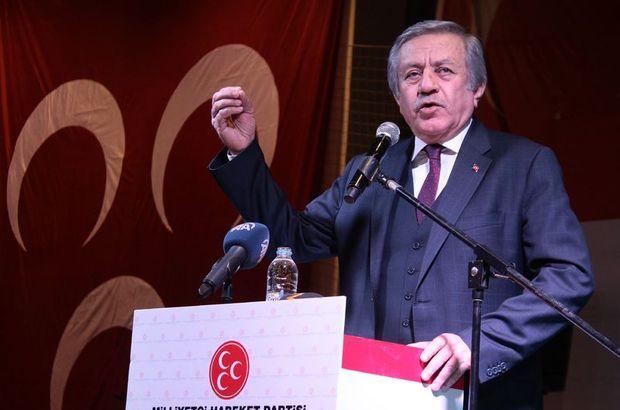 MHP'li Adan: İnsanlık dışı söylem suçtur, savcıları göreve davet ediyoruz