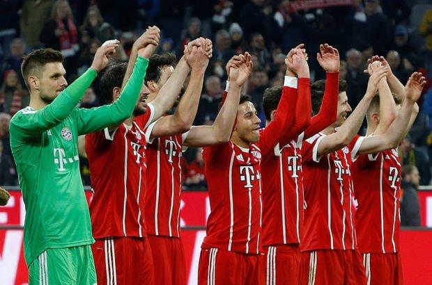 Bayern Münih, Borussia Dortmund'u dağıttı!