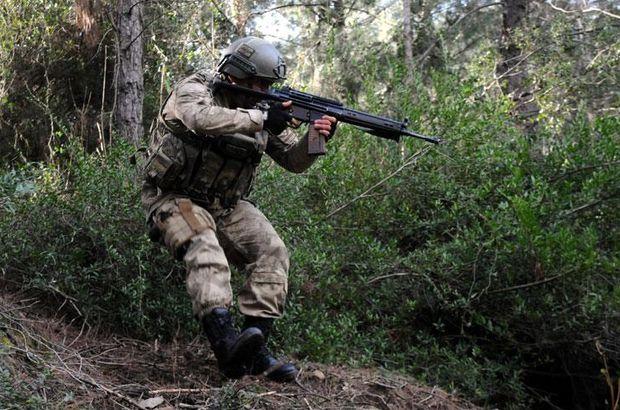 Amanos Dağları'nda operasyon! 6 terörist etkisiz