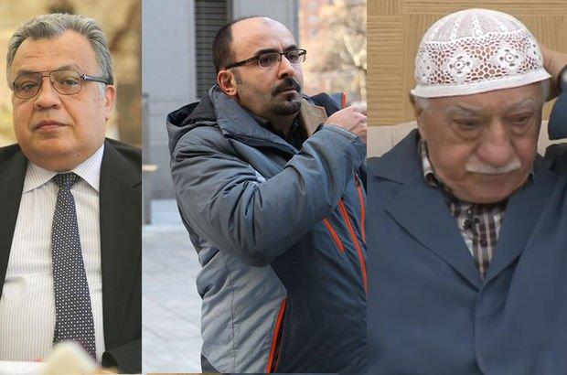 Karlov suikastı soruşturmasında Fetullah Gülen ve Emre Uslu için yakalama kararı