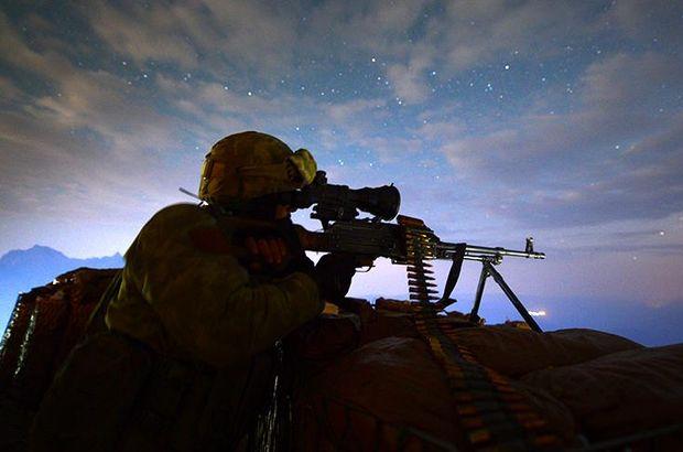 Mart ayında terör örgütü PKK'ya ağır darbe