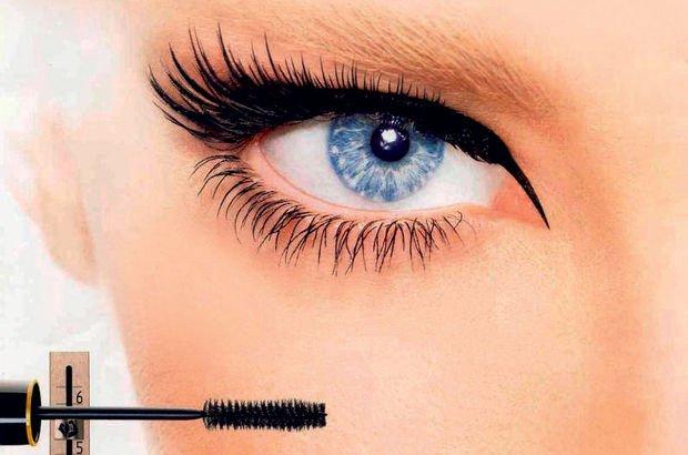 5 adımda göz alıcı göz makyajı!