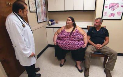 Alicia Kirgan, obezite ameliyatı olabilmek için 77 kilo verdi!
