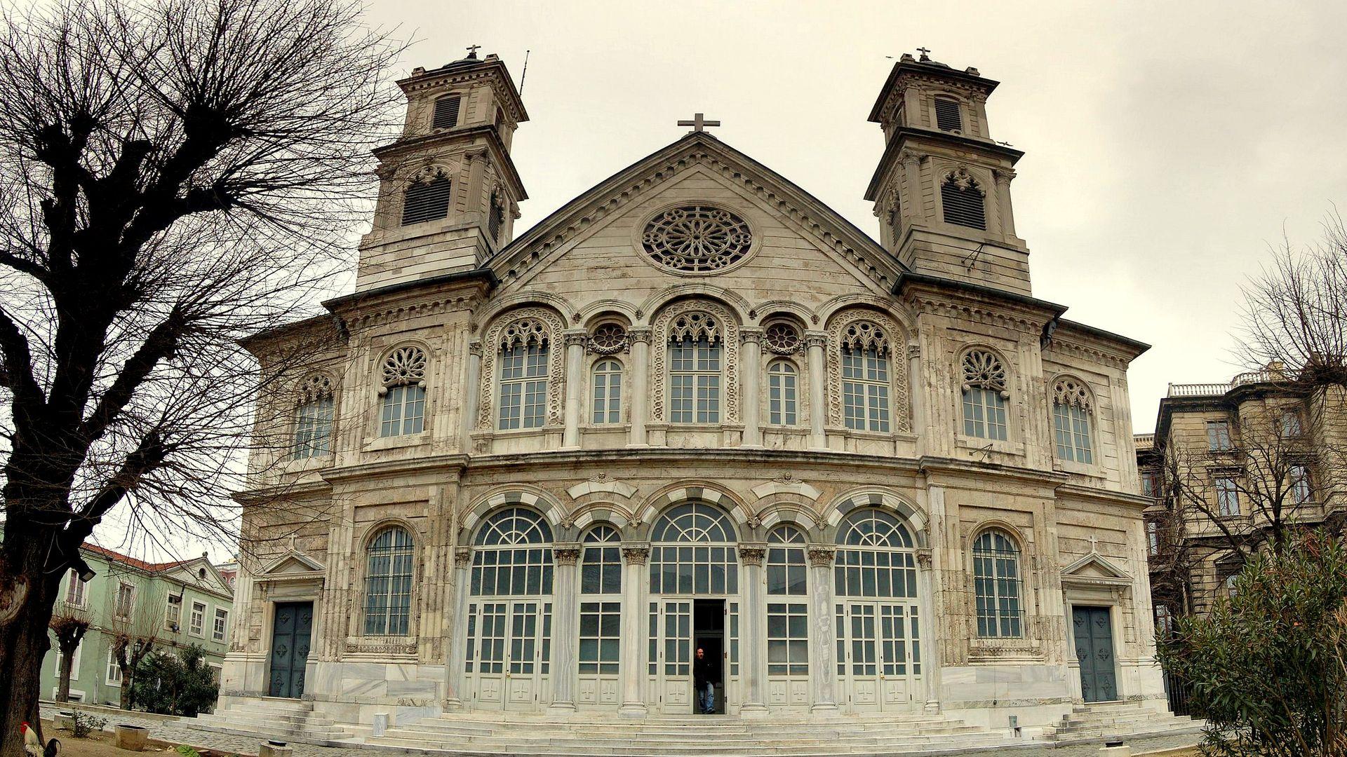 Aya Triada Kilisesi ile ilgili görsel sonucu