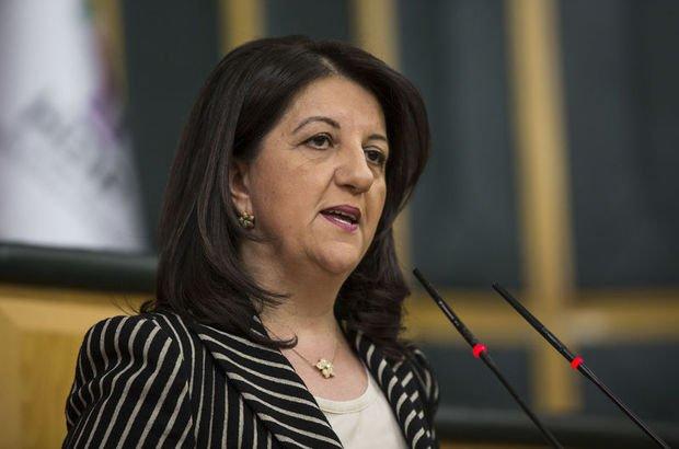 HDP Eş Genel Başkanı Pervin Buldan'dan sınır ziyaretindeki sanatçılara eleştiri