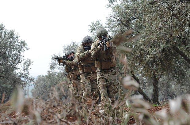 Afrin kahramanları için Bakanlık'tan talimat!