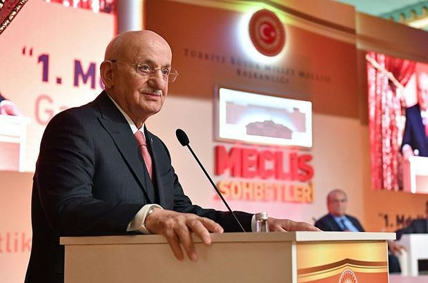 TBMM Başkanı Kahraman, 4 partinin grup başkanvekilleri ile görüşecek