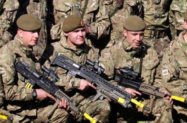 İngiltere, Bahreyn'deki askeri üssünü açtı