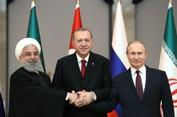 """Ürdün'den """"Türkiye-Rusya-İran Üçlü Zirvesi"""" açıklaması"""