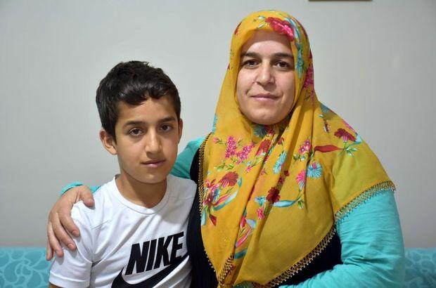 Kanserin belini anne oğul beraber kırdılar!