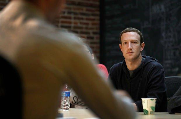 Mark Zuckerberg'in özel mesajları otomatik olarak siliniyor