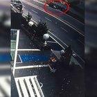 Küçük çocuk çatıya savrulmuştu! O sürücü tutuklandı