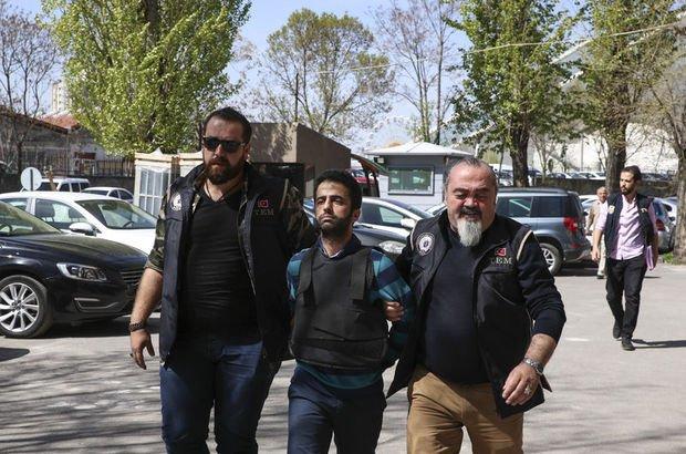 Eski BTK çalışanı Söğüt tutuklandı