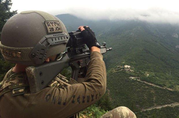 Doğu Karadeniz'deki terör operasyonu genişletildi