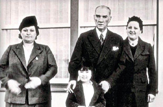 Mustafa Kemal Atatürk Makbule Hanım CHP mektup