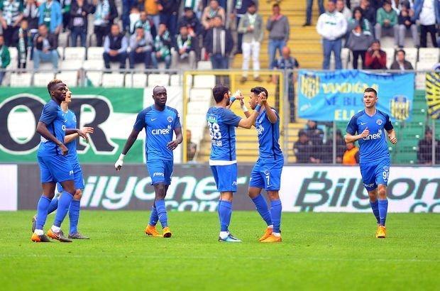 Göztepe: 0 - Bursaspor: 0 MAÇ SONUCU 16