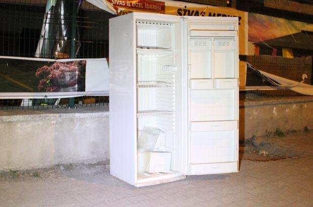 Polisi harekete geçiren 'şüpheli buzdolabı' ihbarı!