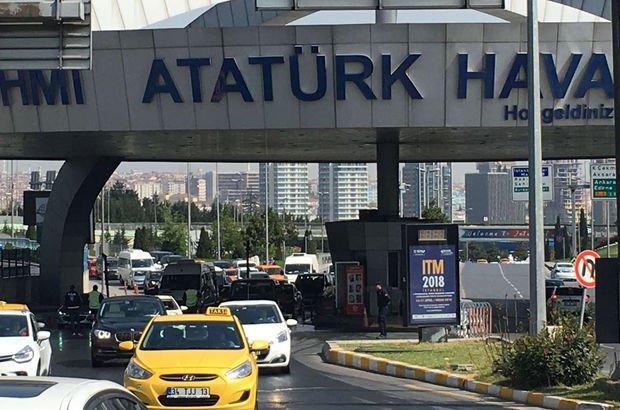 Atatürk Havalimanı'ndan uçuşu olanlar dikkat! Seçim var, trafik kilit