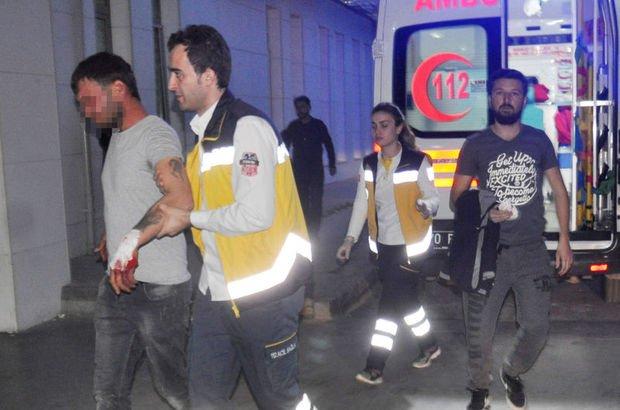 3 kişi birden saldırdılar! Polis memurunun burnu kırıldı