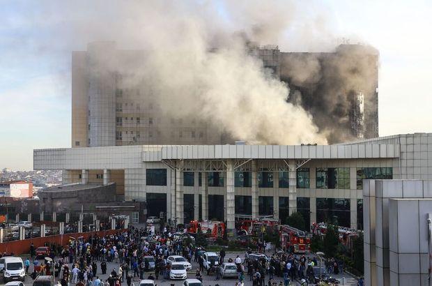 Sağlık Bakanı Demircan'dan hastane yangınıyla ilgili açıklama
