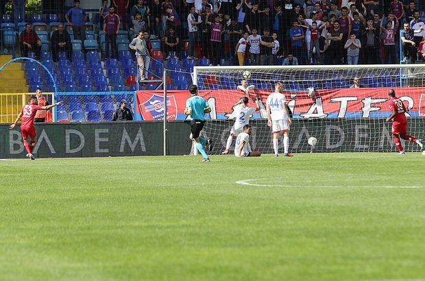Karabükspor'dan Süper Lig'e 4. kez veda