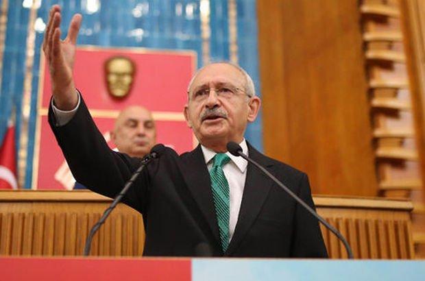 CHP Genel Başkanı Kemal Kılıçdaroğlu'ndan açıklamalar