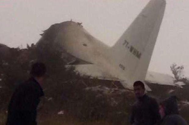 Cezayir'de askeri uçak faciası: 257 ölü!