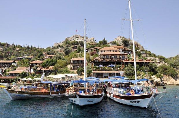 Antalya tatilinde gezilecek tarihi yerler hangileri?