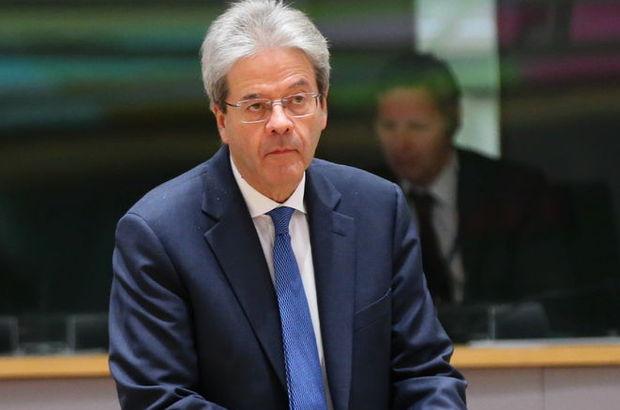 İtalya Başbakanı Gentiloni'den Suriye açıklaması!